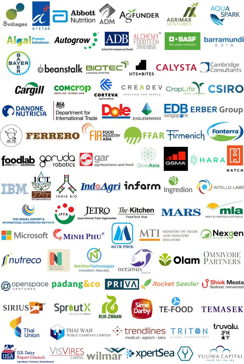 Companies attending RAFI Singapore 2018